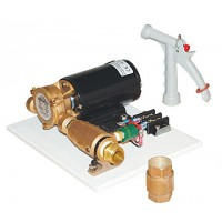 Groco C-60 Washdown Pump Kit 6.5 GPM 12 Volt