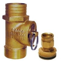 "Groco SSC Series Engine Flush 1-1/4"""