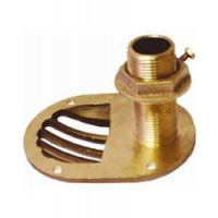 "Groco Intake Strainer High Spe Bronze - 3/4"" Pipe"