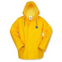 Helly Hansen Heavy Duty PVC Waterproof Jacket Yellow