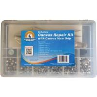 Handi-Man Canvas Repair Kit w/ Hardware & Tools