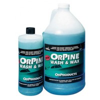 OrPine Wash & Wax One Gallon Bottle