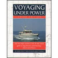 Voyaging Under Power Paperback Book - 288 Pages