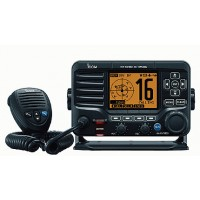 Icom VHF Radio w/ Front Mount Microphone-Class D DSC