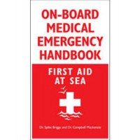 On Board Medical Emergency Waterproof Book