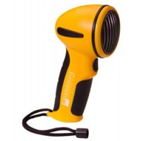 Innovative  Hand Held Horn Electric - Yellow