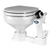 Jabsco Manual Marine Toilet - Compact