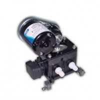 Jabsco Pressure Switch Pump Automatic Water 3 GPM 24 V
