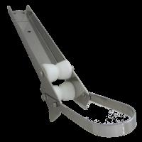 "Lewmar Bow Roller - 3-5/32"""