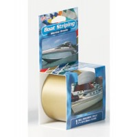 "Lifesafe Boat Striping Tape Metallic Gold - 1"" X 50'"