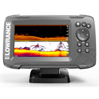 Lowrance HOOK2 5 Splitshot Fishfinder/Plotter