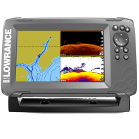 Lowrance HOOK2 7 Splitshot Fishfinder/Plotter
