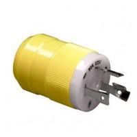 Marinco 30 Amp 12 V Locking Plug