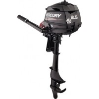 Mercury Four Stroke Outboard Engine - 2.5 HP