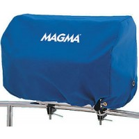 Magma Barbeque Cover Sunbrella Pacific Blue for Catalina