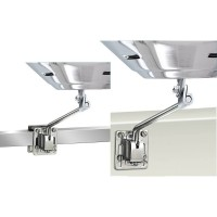 Magma Barbeque Square/Flat Rail Mount or Side Bulkhead
