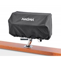 Magma Barbeque Cover Sunbrella Jet Black for Newport