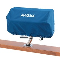 Magma Barbeque Cover Sunbrella Pacific Blue for Newport