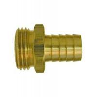 "Midland Garden Hose Fitting Brass - 5/8"" Hose X 3/4"" MPT"