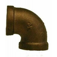 Midland Elbow 90 Degree Bronze