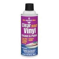 Marykate Clear Vinyl Cleaner & Polish - 16 Ounce Aerosol