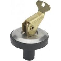 """Moeller Deck/Baitwell Plug - 3/8"""""""