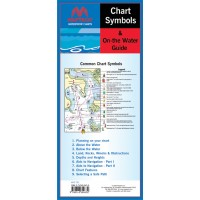 Maptech Waterproof Chart Chart Symbols & Water Guide