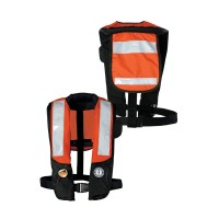 Mustang Inflatable Life Vest w/ Auto Hydrostatic Activation