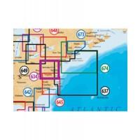 Navionics Platium Plus Chart Micro SD - Chesapeake Bay