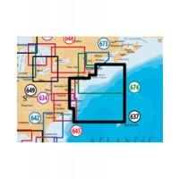 Navionics Platium Plus Chart Micro SD - NJ to DE
