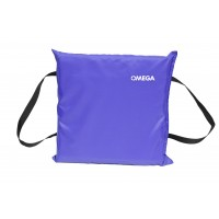 Omega Cushion & Throwable Device - Type IV - Blue