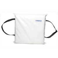 Omega Cushion & Throwable Device - Type IV - White