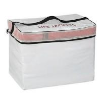 Omega Life Vest Storage Case Fits 6 Life Vests - White