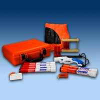 Orion Alert/Locate Plus Signal Kit - Gun, Flares, Smoke 25 MM