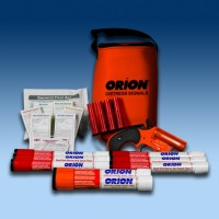Orion Alert/Locate Plus Signal Kit - Gun, Flares, Smoke 12 GA