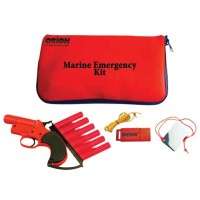 Orion Alerter Plus Signal Kit Gun, Flares, Mirror, Whistle