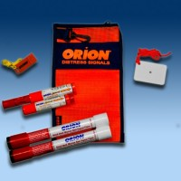 Orion Coastal Alert/Locate Kit - Skyblazer, Flares, Case