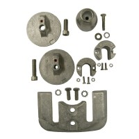 Performance Metals Anode Kit Mercruiser Bravo 3