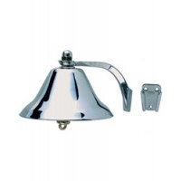 "Perko Fog Bell Chrome Plated 6"" Base Diameter"