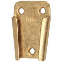 Perko Spare Wall Plate for Fog Bells Plain Bronze