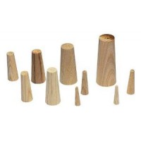 Plastimo Emergency Wood Plugs - Set of 9