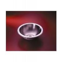 """Sink Stainless Steel Round - 11-3/4"""" Diameter"""