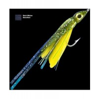 Profish Fishskin Bug Lure Black Widow