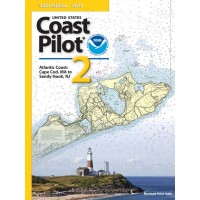 U.S. Coast Pilot: Volume 2 Cape Cod to Sandy Hook, 2008