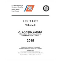 Light List Volume II: Atlantic Coast NJ to SC, 2007