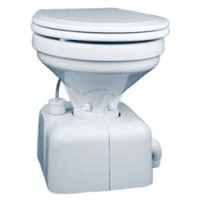 Raritan Crown Head Toilet Marine Bowl 12 Volt