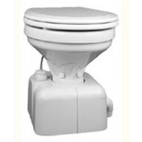 Raritan Crown Head Toilet Household Bowl 12 Volt