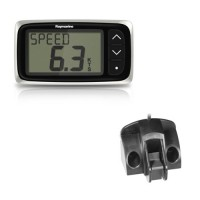 Raymarine i40 Speed Display w/ Transom Mount Transducer