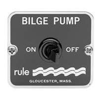 Rule 2-Way Panel Switch On & Off 12-36 Volt