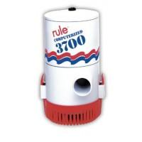 Rule Automatic Electric Bilge Pump 3700 GPH 12 Volt